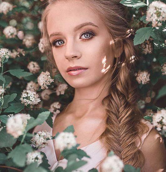 sesja portretowa Ani